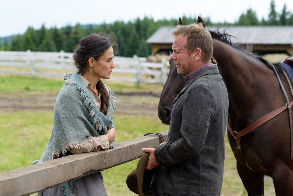 Take A Look! Photos from Newly Released Film 'Forsaken'