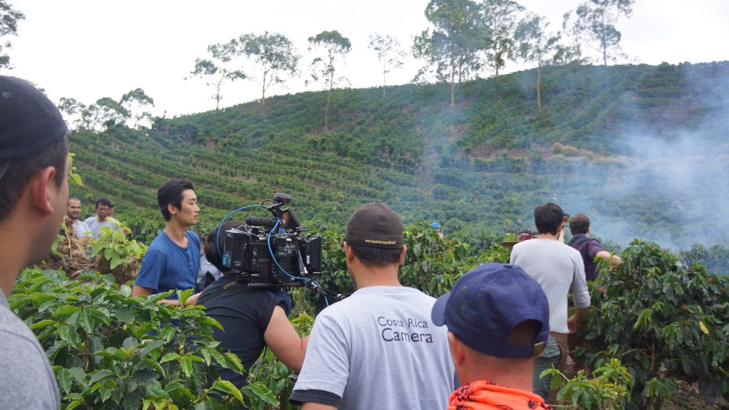 Filmmakers Connect in Costa Rica